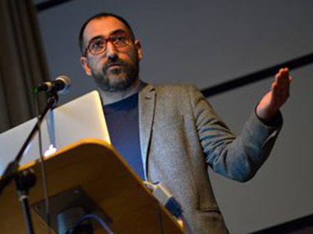 Find out more: Ángel Luis González Fernández talk at Europa Re-Imagined Symposium