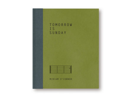 Find out more: Photobook: Tomorrow is Sunday