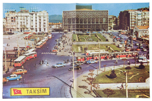 Taksim Calling Posterview 01