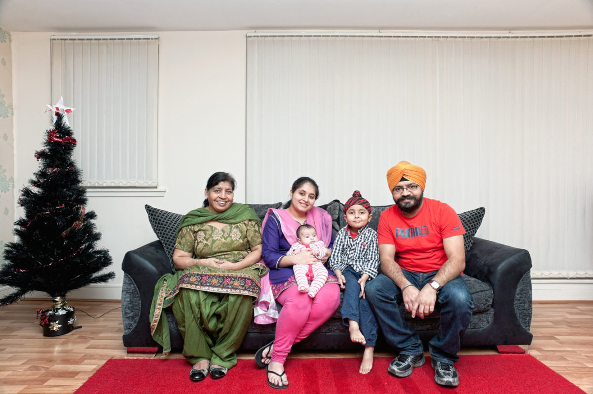 07 The Neighbours Sikh Family