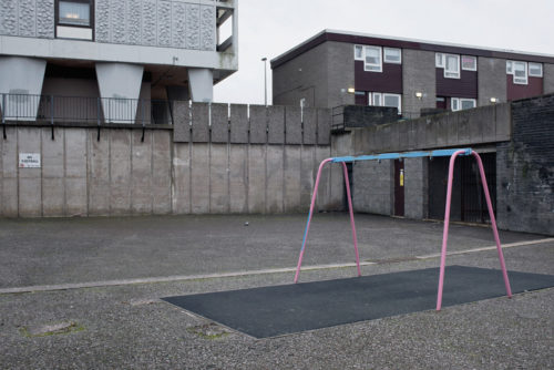 24 The Grey City Playground Gilcomstoun Land
